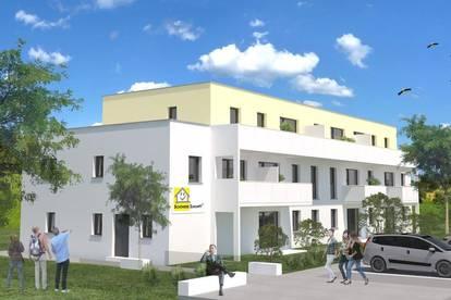 4 Zimmerwohnung mit südlichem Balkon! Neubau!