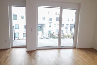 Geförderte 3-Zimmerwohnung mit Balkon! Erstbezug!
