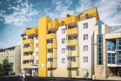 Geförderte Mietwohnungen mit Kaufoption in St. Pölten!
