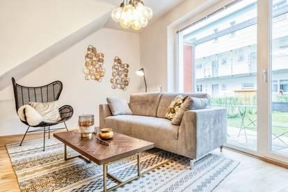 Maisonettewohnung mit 3 Zimmern und Balkon!