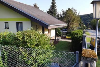 Einfamilienhaus oder Wochenendrefugium mit 730m² großen Garten