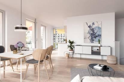 Hietzing - Neubau Maisonettewohnung im Dachgeschoss mit Terrasse und Dachgarten [1_5]