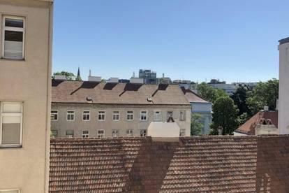 Helle Kleinwohnung im 5.Liftstock zentral in 1040 Wien