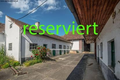 +++ reserviert! +++ Haus, Hof und Garten, mit Potenzial