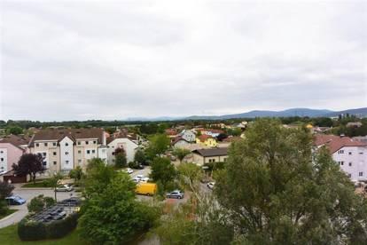 Familienfreundliche 4 Zimmer Wohnung inkl. großer Loggia in Wienersdorf!
