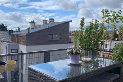 PREISREDUKTION - Traumhafter BLICK 4 Zimmer Maisonette inkl. 2 Balkone in Ruhelage in Baden!
