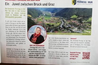 """""""Juwel zwischen Bruck und Graz"""" Doppelhaushälfte mit Eigengarten + Neubau + belagsfertig"""