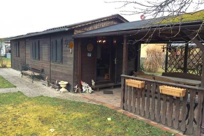 Kleines Wohn-Wochenendhaus mit 505m² Grund