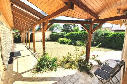 St. Peter! Nähe ORF-Park! Großzügiges Familienhaus in sonniger Ruhe- Lage mit Garten!