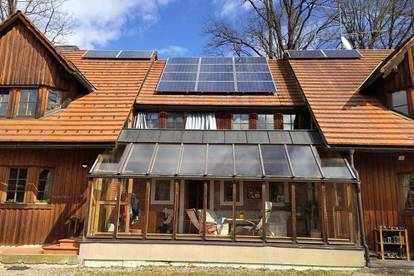 Traumhaftes Mehrfamilienhaus mit Bio-Architektur