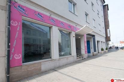 Bestlage Schwechat: Ladenlokal mit 170m² zur Vermietung