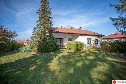 Hof am Leithaberge - 1900 m² Grundstück mit traumhaftem Einfamilienhaus