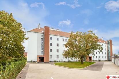 Schwechat - Rannersdorf: ruhige, 2 Zimmer - 50 m² Mietwohnung mit bester Verkehrsanbindung!