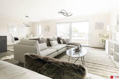 Ein Traum in weiß! Einfamilienhäuser in Margarethen am Moos auf 99 Jahre Baurecht/Wohnungseigentum: Kaufen Sie JETZT, bevor die Immobilienpreise noch weitersteigen