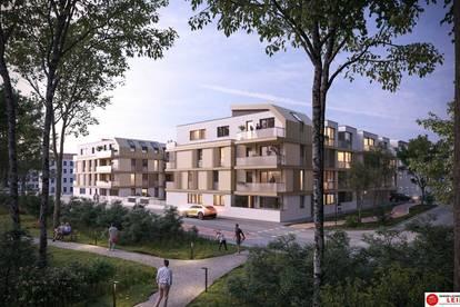 Familienglück   Erstbezug - Neubau   Provisionsfreie 3 Zi. Wohnung im Herzen von Schwechat