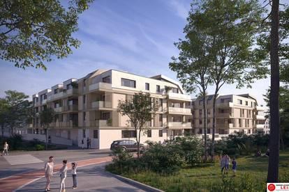 Singlehit in Schwechat   44,35m² Dachgeschosswohnung mit Terrasse   Provisionsfrei