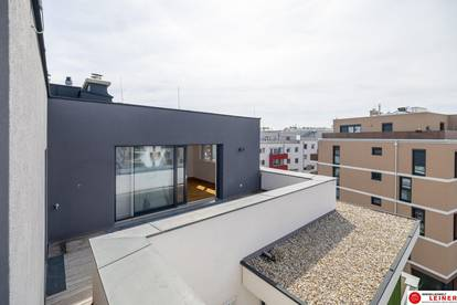 URBANE DACHGESCHOSSWOHNUNG | 27,28 m² TERRASSE | 70,75m² WOHNFLÄCHE