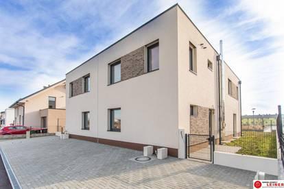 Moderne Doppelhaushälfte in familienfreundlicher Siedlung in Bruck an der Leitha