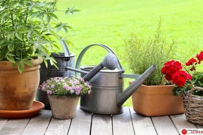 Erstbezug! 4-Zimmer Gartenwohnung - unbefristeter Mietvertrag ab September 2020!