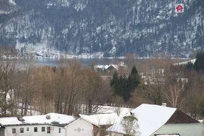 Chillige 3 Zimmer DG Wohnung in Unterach, Provisionsfrei