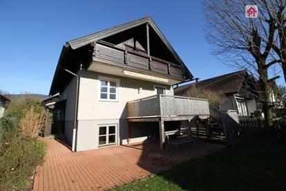 Einfamilienhaus in Mondsee zu vermieten.