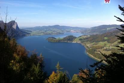 Mondsee: Einfamilienhaus in absoluter Toplage - Seeblick