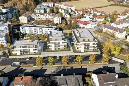 Gediegene Neubau- Wohnungen in Sankt Florian