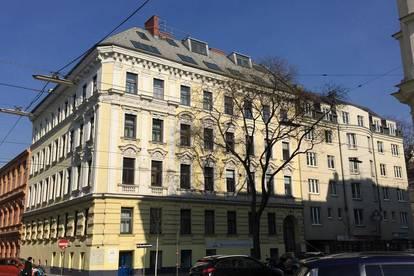 4 Zimmer Dachgeschoß Maisonette mit Balkon und Wienblick