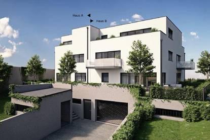 """Haus """"B"""" Exklusive Vorsorgewohnungen in Urfahr"""