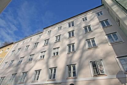 Einzigartige 4-Zi-Maisonette mit Terrassen in der Altstadt von Salzburg