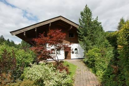 Einfamilienhaus mit 2 Appartements in Fieberbrunn