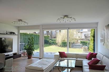 Moderne 5-Zimmer Gartenwohnung in Aigen