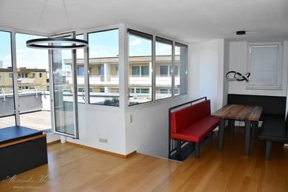 4-Zimmer-Dachterrassen-Maisonette