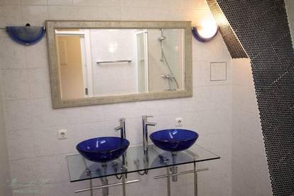 3-Zimmer-Dachgeschoß-Wohnung mit Gartennützung