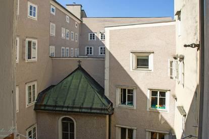 Altstadtgarconniere in Salzburg