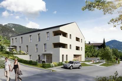 3-Zimmer-Dachgeschoss-Wohnung I Top 09