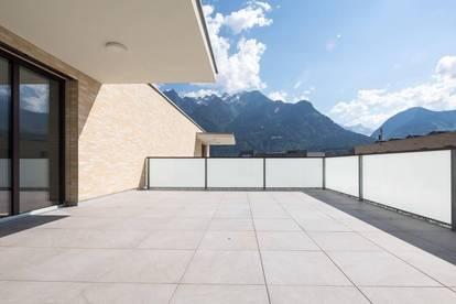 Bezugsfertig: helle 4-Zimmer-Wohnung mit großer Terrasse I Top A16