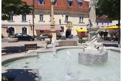 DG _ Wohnung  Bruttomiete 615,02 EUR  im Zentrum von Feldkirchen