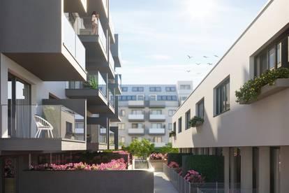 Kompakte Anlegerwohnungen in Hietzing: Cocon13