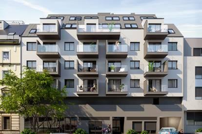 Amalienstraße 57: Entspannt Wohnen am Stadtrand