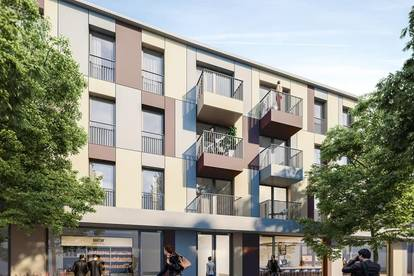 Provisionsfreie 4-Zimmer-Neubauwohnung mit großzügigen Freiflächen direkt in Tulln