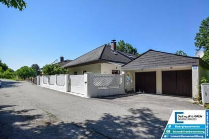 Hochwertiges Wohnhaus mit über 200m² Wohnfläche, 1500m² Grund, Quelle und Forellenzuchtbecken in ruhiger Lage in Steyr
