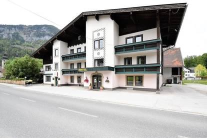 Gut laufendes, verpachtetes Hotel und 3485m² Baugrundstücke in Spital am Pyhrn