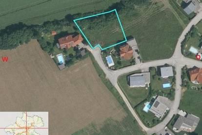 Topgrundstück Reinberg Thalheim- Weiherstrasse   Einzel- und Doppelhausbebauung möglich - ´GÜNSTIG´