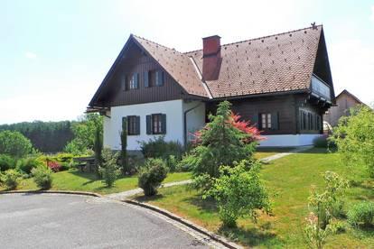 NEUREAL - TRAUMLAGE - Großzügiges Einfamilienhaus mit Nebengebäude