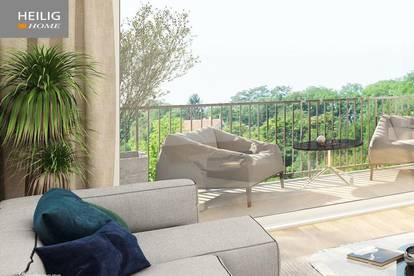 Wohnen an der Krems! Wohnung mit Balkon W5