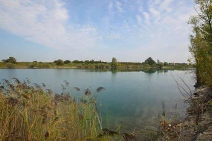 493 m² Grundstück mit direktem Seezugang in reizvoller Landschaft!