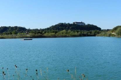 505 m² Grundstück mit direktem Seezugang in reizvoller Landschaft!