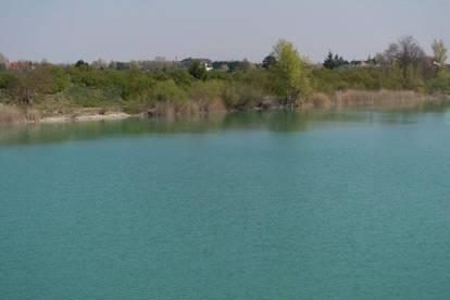 490 m² Grundstück mit direktem Seezugang in reizvoller Landschaft!