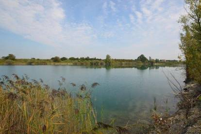 574 m² Grundstück mit direktem Seezugang in reizvoller Landschaft!
